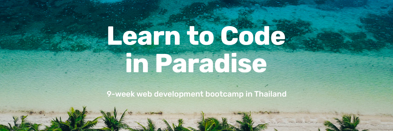 Learn to Code in Paradise